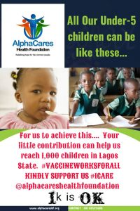 VACCINE WORKS FOR ALL - AlphaCares Health Foundation